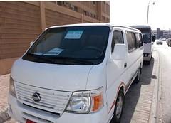 Nissan - Urvan - 2007  (saudi-top-cars) Tags: