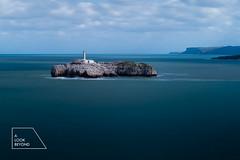 Isla de Mouro (Miguel A. Garc) Tags: longexposure espaa island spain nikon isla cantabria cantabrico ndfilter marcantabrico 10steps islademouro nikond600 hitechfilter filtrodensidadneutra mouroisland longexposuredaylight tamron2470f28