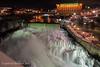 "Spokane Falls (jimgspokane) Tags: waterfalls rivers nightshots spokaneriver otw spokanefalls ""nikonflickraward"" spokanewashingtonstate"