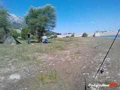 Kampiranje na Buškom jezeru (Selo Podgradina (Livno)) Tags: ribolov kampiranje buškojezero