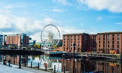 Liverpool Docks-3 (Matthew Proffitt) Tags: city uk reflection liverpool docks nikon 24mm nikkor dslr liverbuilding nikond600