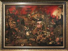 Museum Mayer van den Bergh (Kotomi_) Tags: museum painting antwerp antwerpen bruegel madmeg dullegriet museummayervandenbergh pieterbruegeli