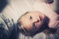 Bedbug (Le Pitch Photo) Tags: portrait girl canon bed mood moody child arty dream lastolite nostrobistinfo fotografiska removedfromstrobistpool seerule2