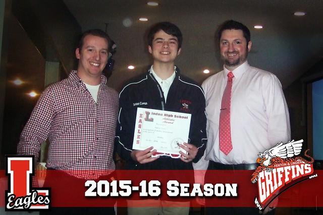 2015-16 Griffins Season Banquet
