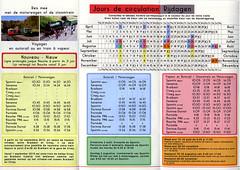2015 achterzijde folder CFB (Arno@Rsd) Tags: folder cfb dienstregeling chemindeferdubocq