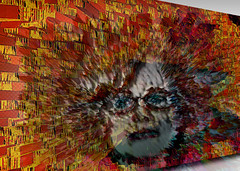 a different Portrait (between She and Me) (Jocarlo) Tags: woman abstract art backlight women gente retrato ngc retratos adobe imagination editing genius abstracto gentes nationalgeographic photografy afotando flickraward sharingart arttate magicalskies montajesfotogrficos crazygenius crazygeniuses blinkagain jocarlo flickrstruereflection1 clickofart soulocreativity1 flickrclickx adilmehmood