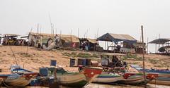 Along the river enroute to the Tonl Sap (amanda & allan) Tags: cambodia tonlsap