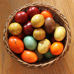 easter moon (kexi) Tags: colors canon easter square march basket many poland eggs 2016 instantfave