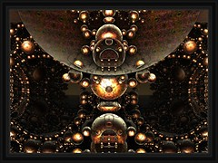 Complicated Reality (bloorose-thanks 4 all the faves!!) Tags: abstract art digital 3d render fractal mandelbulb