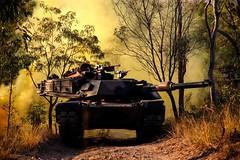 Australian M1A1SA (Bro Pancerna) Tags: tank australian abrams m1a1sa