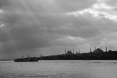 Istanbul (MrtBzts) Tags: light clouds nikon ship turkiye sigma istanbul mosque bosphorus d7200