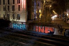 NightLine: Feier-INF@Station  Night-Pieces BXLV - 1140x (Jupiter-JPTR) Tags: germany graffiti bonn nightshots inf feier nightvisions nightline jptr cityvisions nightpieces trainlinestation bnarea