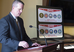 Ohio Women Veterans License Plate Unveiling (Ohio Department of Veterans Services) Tags: new ohio woman women bureau vet ceremony honor plate vehicles license vehicle oh lic motor plates unveiling veteran celebrate department services veterans dept honors vets ceremonial honoring bmv honored