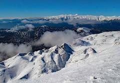 Taurus mountain range view (werner boehm *) Tags: winter turkey berge taurus kemer mountainrange tahtali wernerboehm