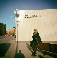 Street 2 (Michael Cavn) Tags: street sun sweden stockholm outdoor odenplan