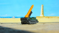Matchbox Toys MBX HEROIC RESCUE Attack Track 2015 : Diorama The Beach And Lighthouse - 2 Of 25 (Kelvin64) Tags: rescue lighthouse beach toys track attack and diorama heroic matchbox the 2015 mbx