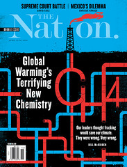 Global Warming's Terrifying New Chemistry, The Nation / April 11/18, 2016 (rbest90) Tags: design politics chemistry editorial adrià warming global thenationmagazine thenation fruitós