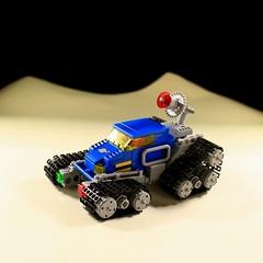 Space Crawler (LEGO DOU Moko) Tags: lego space classicspace