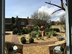 Old Swan House (HerryLawford) Tags: urn garden april grasses summerhouse osh