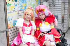 Canon EOS 5D Mark II_20160320_06490 (Studio Laurier) Tags: cosplay   precure   go