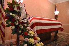 PNG Assists with Funeral for WWII Pilot whose Remains were Recently Returned to U.S. (PANationalGuard) Tags: italy home arthur italian wwii funeral worldwarii dna archie identification kia 1945 remains capt pilot thunderbolt p47 killedinaction archeologists halfpapp