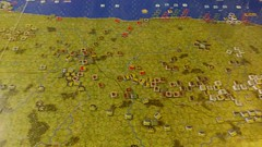 Day of Days - Turn 9 - Bayeux and Gold-Juno Beaches