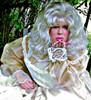 If only... (jensatin4242) Tags: ruffles chiffon sissy transvestite taffeta crossdresser frilly jensatin