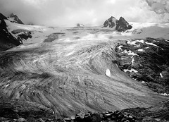 Ghiacciaio del Rutor (anto_gal) Tags: valle montagna aosta 2007 rifugio valdaosta ghiacciaio lathuile rutor deffeyes