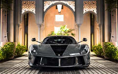 Grey & Black. (Alex Penfold) Tags: black cars alex car grey dubai uae super ferrari autos supercar laf supercars penfold 2015 laferrari