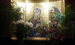 2016-04-22_07-58-07 (clarisel) Tags: newyorkcity church by photo catholic c clarisel gonzalez virginmary 2016 ourladyofperpetualhelp
