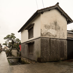 20160309-133438_5K_80 (pya) Tags: wall region kurayoshi sanin   district white