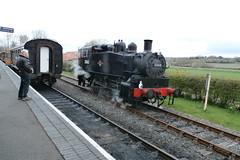 P4160102 (Steve Guess) Tags: uk england usa train kent tank railway loco steam gb locomotive eastsussex 30065 060t