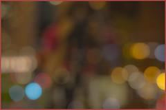 framed polka dots (Exdeltalady) Tags: macro bokeh circles polkadots pastels muted artpix chicspics