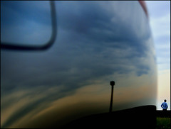 F_DSC3335-Nikon D800E-Nikkor 28-300mm-May Lee  (May-margy) Tags: portrait blur reflection car bokeh          viewfromback  itlookslikeaface  newtaipeicity maymargy nikkor28300mm nikond800e maylee  mylensandmyimagination streetviewphotographytaiwan  naturalcoincidencethrumylens  linesformandlightandshadows fdsc3335