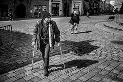 B&W (rdk740) Tags: street city people urban blackwhite fuji czech streetphotography streetportrait fujifilm streetphoto cz monochrom blackwhitephotography xe2 czphoto