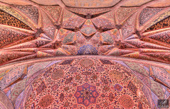 Wazir Khan Mosque (aliabdullah.176) Tags: old pakistan heritage architecture arches historical khan lahore hdr t3i mughal wazir