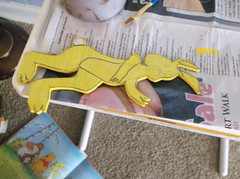CRAFTS                  401 (anniesquirt) Tags: pooh