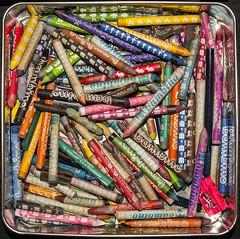 My bambino (NorSob) Tags: paint polska colored draw crayons crayon majewski bambino kolorowe pruszkow oldcrayons bambinocrayons kredkibambino polskiekredki