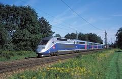 4710  bei Rastatt  17.08.14 (w. + h. brutzer) Tags: france analog train nikon frankreich eisenbahn railway zug trains tgv sncf rastatt 4700 eisenbahnen triebzug triebzge webru