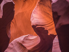 Antelope Canyon (sxdlxs) Tags: nature colors landscape amazing colours olympus page antelope antelopecanyon arizone lowerantelopecanyon olympusstylus1
