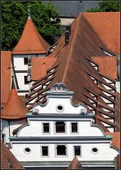 Tbingen (horidole) Tags: turm dach tbingen berndsontheimer