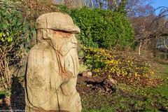 Runcorn Heath Park (5 of 6) (andyyoung37) Tags: uk england statue cheshire unitedkingdom carving gb autumntrees runcorn merseyside heathpark
