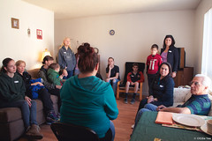 Deliveries: January 16, 2016 (TheWelcometoAmericaProject) Tags: arizona iran refugee refugees volunteers cuba az delivery volunteer volunteerism socialservices welcometoamerica wtap welcometoamericaproject