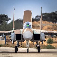Face 2 Face with the Ra'am. (xnir) Tags:  nir f15 iaf benyosef israeliairforce f15i xnir nirbenyosef