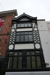 Gallowtree Gate (KiranParmar) Tags: buildings gate timber leicester timbered gallowtree