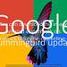 Google Hummingbird update clean simple text