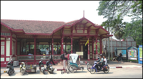 Hua Hin Station - Thailand