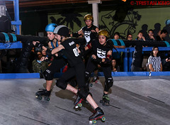 IMG_8006 (Tristan King) Tags: sandiego rollerderby dollhouse bankedtrack kidssports quadsquad sddd sandiegoderbydolls juveniledollinquents
