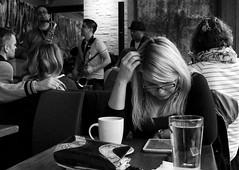 Kawa Cafe Jazz Jam (Sherlock77 (James)) Tags: people calgary jazz openmic musicjam
