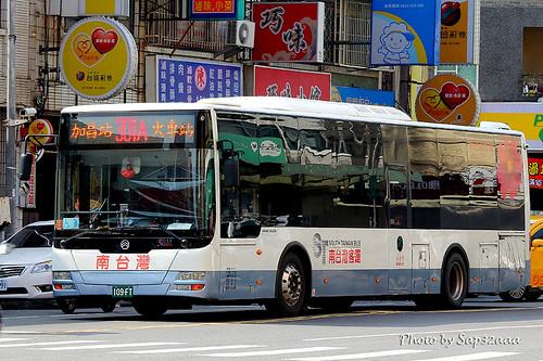 301A 南台灣客運 109-FT